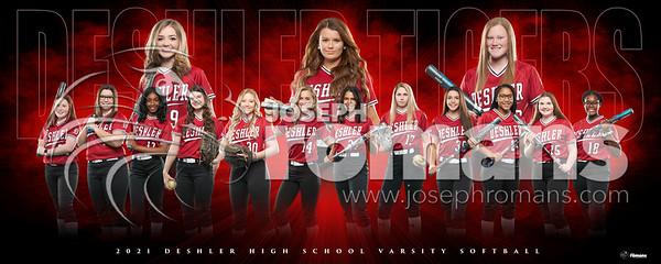 DHS Softball Team