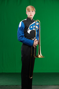 FHS Band Banner Shoot10945