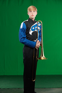 FHS Band Banner Shoot10944