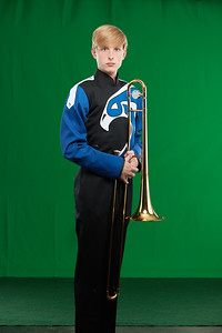 FHS Band Banner Shoot10948