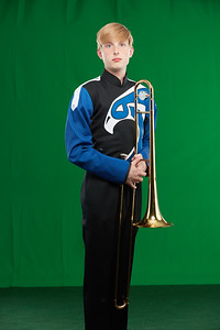 FHS Band Banner Shoot10943