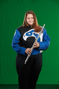 FHS Band Banner Shoot10933