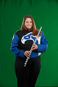 FHS Band Banner Shoot10931