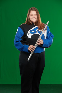 FHS Band Banner Shoot10935