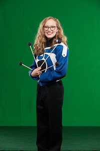 FHS Band Banner Shoot10940