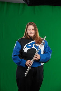 FHS Band Banner Shoot10932