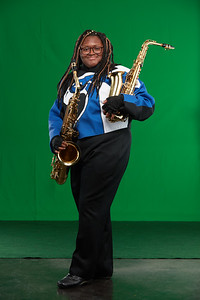 FHS Band Banner Shoot10958