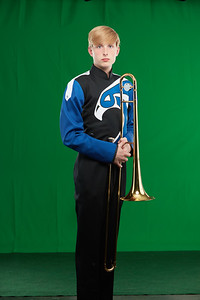 FHS Band Banner Shoot10946