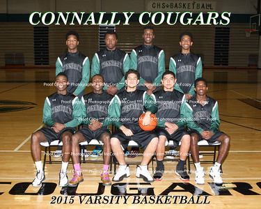 2015 Connally  Boys Basketball