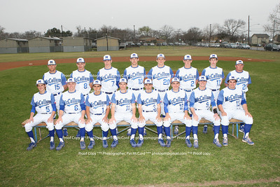 McCallum Baseball 2013