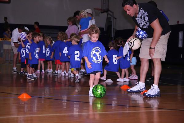 2008 3-4 YMCA Soccer