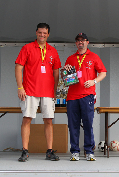 2011-2012 U06 Tigers Trophies