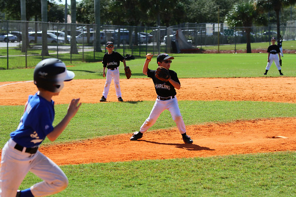 2012 U9 Marlins - Oct 13th
