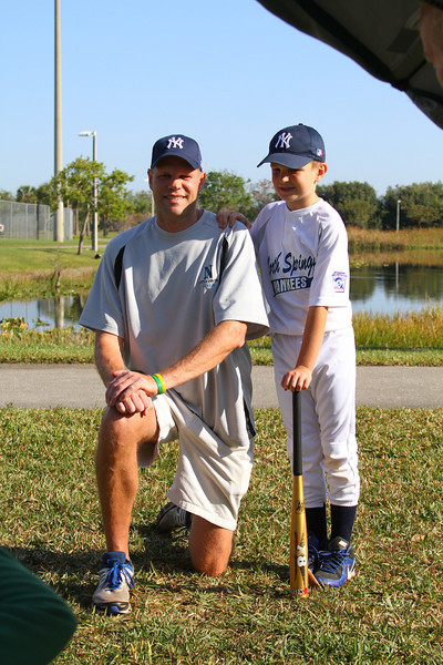 2013 NSLL Yankees Team Pics