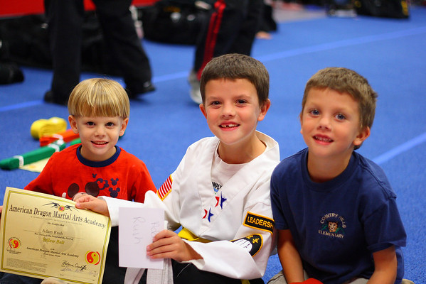 Adam Yellow Belt Test