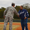 More than 120 kids participated in the fifth annual Edwin Jackson Baseball Camp on Fort Benning's Main Post Nov. 16, 2013.