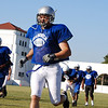 3rd HBCT Hammer team practices for the Doughboy Bowl against CSU Cougars Oct 28, 2010.  Photo by Bridgett Sharp Siter for Fort Benning MWR