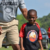 More than 50 young athletes participated in Fort Benning first Punt, Pass & Kick contest hosted by CYSS Sports June 13 on French Field.