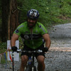 More than 20 athletes participated in the first Mountain Bike Race at Fort Benning July 9, 2011.  Courtesy photos for MWR.