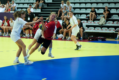 04-08-2013 EHF  Germany - Australien