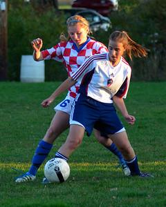111004 State League at Croatia Eagles Girls 96 Blue L 0-2 (210)