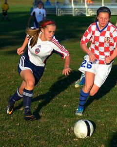 111004 State League at Croatia Eagles Girls 96 Blue L 0-2 (122)