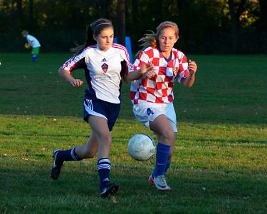 111004 State League at Croatia Eagles Girls 96 Blue L 0-2 (178)