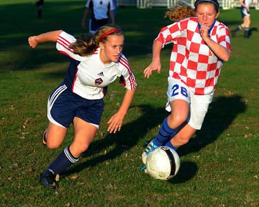 111004 State League at Croatia Eagles Girls 96 Blue L 0-2 (121)