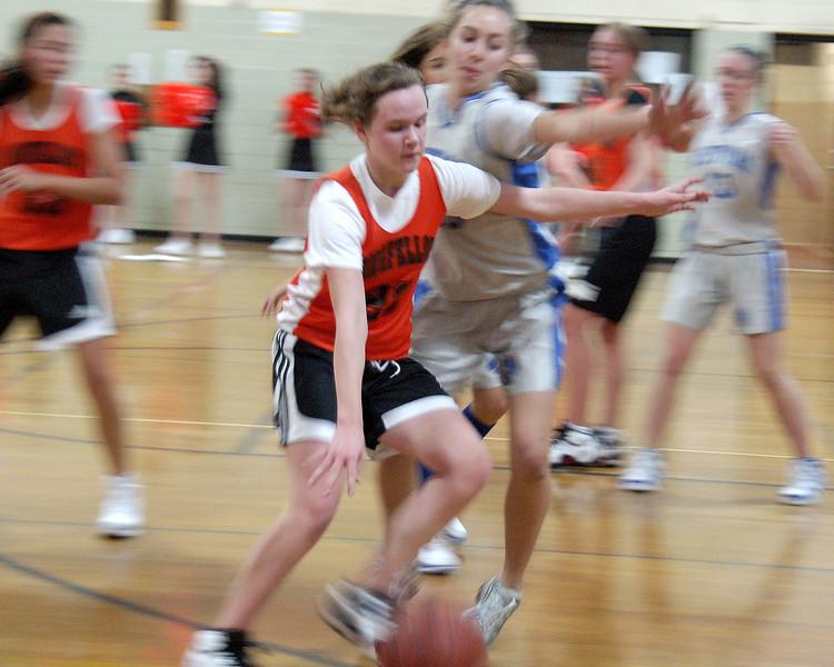 Longfellow 7th Grade Orange 2009