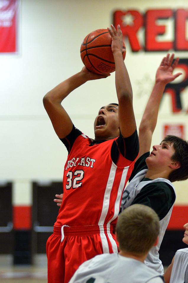 Tosa East Mens Basketball 2011-2012