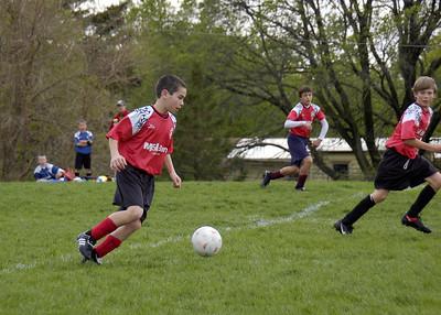+090509 M Soccer vs Novas 050