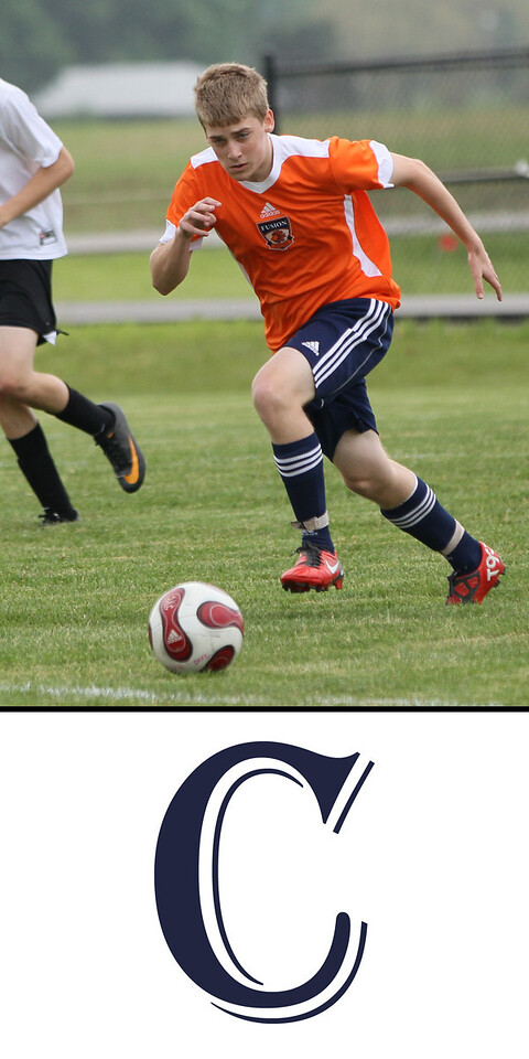 Soccer Template 5 x 10  C