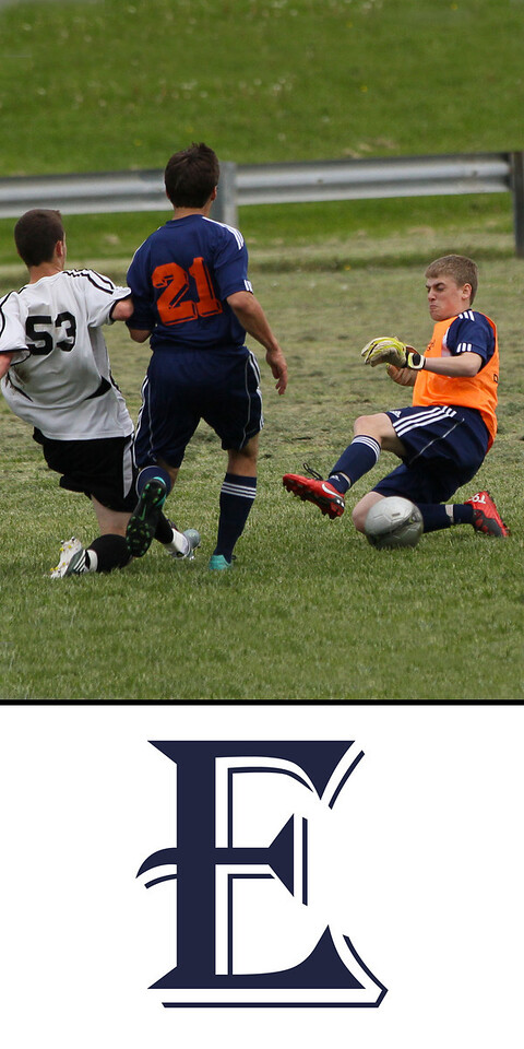 Soccer Template 5 x 10  E