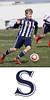 Soccer template 5 x 10  s