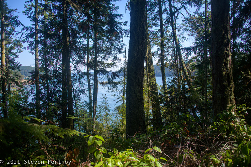Goose Rock Trail, Deception Pass State Park, Whidbey Island, WA