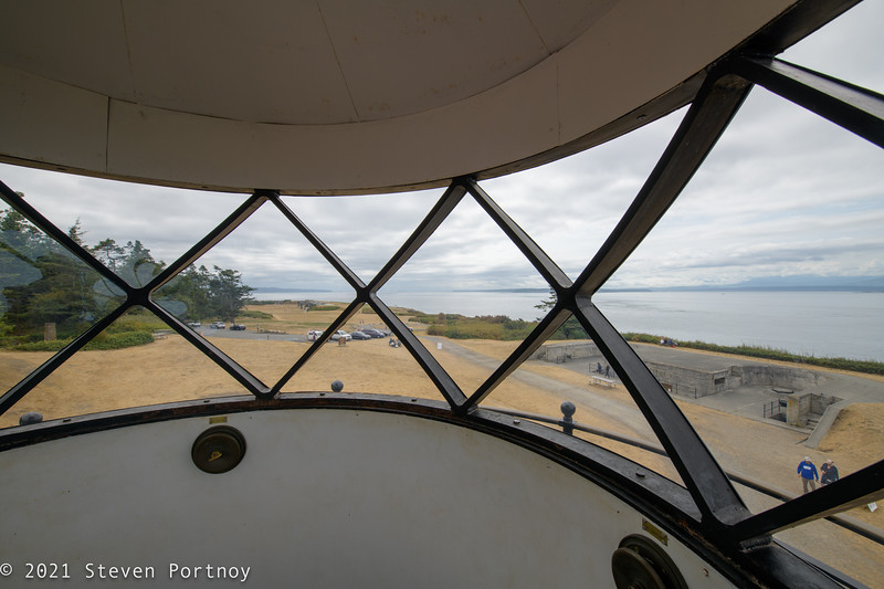Fort Casey Lighthouse, Whidbey Island, WA