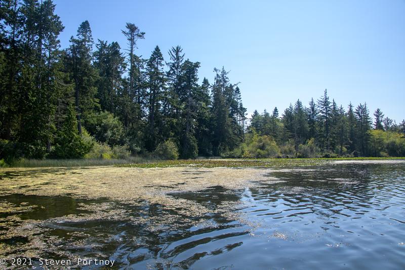 Cranberry Lake, Deception Pass State Park, Whidbey Island, WA