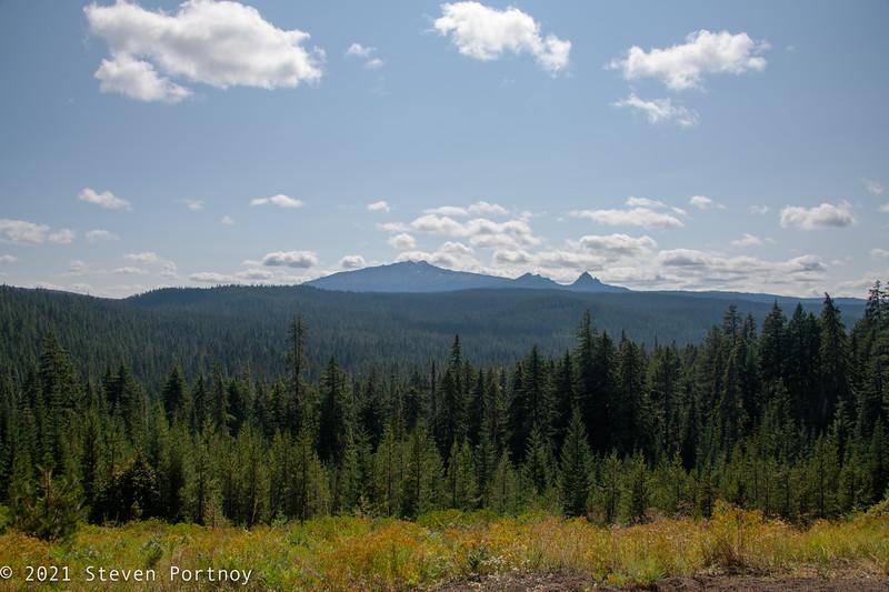 Diamond Peak, OR