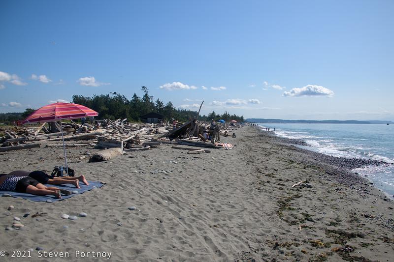 West Beach, Deception Pass State Park, Whidbey Island, WA