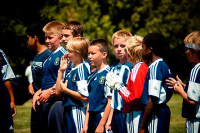 Keano Soccer Tournament - TC United