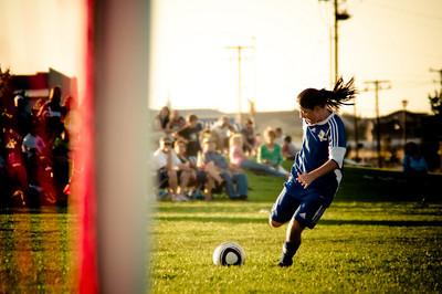 Kyrstanne Soccer