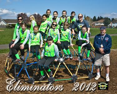 10U Eliminators Team Pics