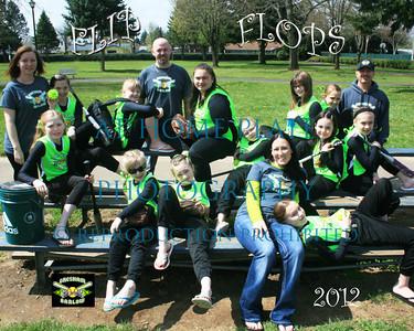 10U Flip Flops Team Pics