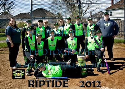 12 U Riptide Team Pics