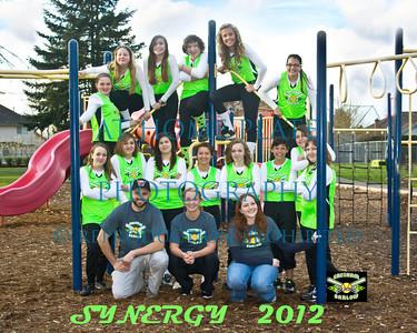 14U Synergy Team Pics
