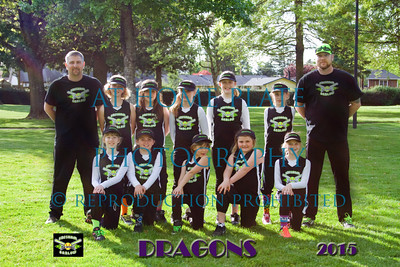 10U Dragons   Coach Trickle