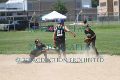 12U End of Season Tournament day 2 Reynolds vs GB Neon Tigers