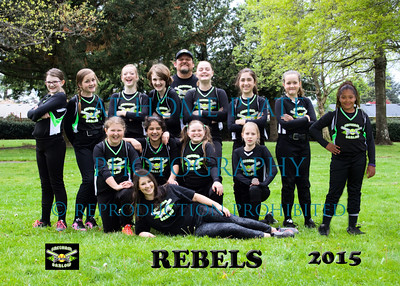 12U Rebels - Coach Larson