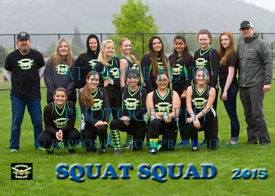 14U Squat Squad  Coach Bob
