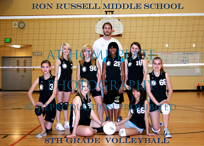 8th Grade Ron Russell